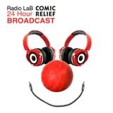 24 dj's in less then 24 hours- Highlights from RadioLaB 97.1fm's red nose day broadcast