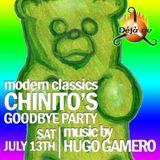 Modern classics @ Chinito's goobye party in Deja vu