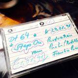 Radioshow - Marcos López - dt64 Step On - 31. Januar 1991