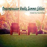 Numbred - Deepimpression Weekly Summer Edition