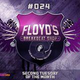 Floyd the Barber - Breakbeat Shop #024 (08.08.17) [no voice]