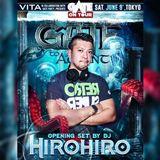 DJ hirohiro Live at Gate to Atlantis - June 9, 2018