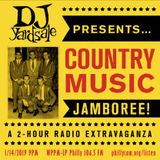DJ YardSale presents...Country Music Jamboree 2019-01-14