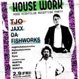 House Work Mix for Mood Nightclub Feb 8, 2018