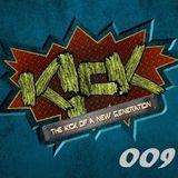Mani @ KICK009 RHR.FM 16.11.14