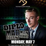 Diplo (Mad Decent Recordings - Philadelphia) @ XS Nightclub - Las Vegas, USA (07.05.2012)