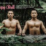 """HAPPY BALL"" 2014,09,14 Shangri-La 45's Closing Bash Opening Play"