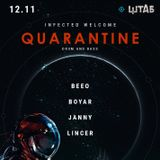 Special dnb vinyl mix for QUARANTINE party for 12-11-2016