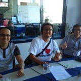 Talkshow Suara Surabaya bersama Secundo Lee dan teman-teman trader di Fxpod, Senin 30 Juni 2014
