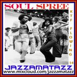 Soul Stompers 14: SOULSPREE: Freda Payne, The Temptations,  Jackson 5, Francis Nero, Elgins, Falcons
