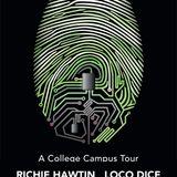 Richie Hawtin - Live @ CNTRL TV 05, Beyond EDM, Filadélfia, E.U.A. (03.11.2012)