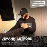 Reprezent Guest Mix With Jevanni Letford - DJ Scyther