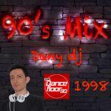 radio dancefloor 90's mix 1998 06 07 2019