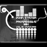 John Stigter - Progressive Mix Vol. 10 (June 2013)