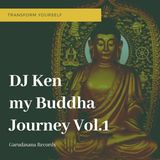 DJ Ken My Buddha Journey Vol.1 - Garudasana Records
