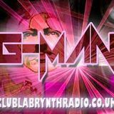 G-Man Club Labrynth Radio Set - 10th Nov