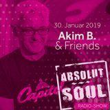 Absolut Soul Show /// 30.01.2019 on SOULPOWERfm