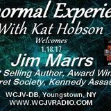 Paranormal Experienced with Host Kat Hobson_20170118_Jim Marrs