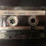 Tootoo's live 17-8-91 Prodigy PA