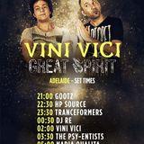 DJ RE - Vini Vici Warm up set