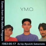 Tunes from the Radio Program, DJ by Ryuichi Sakamoto, 1983-05-17 (2018 Compile)