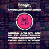 Toronto Hustle & Pat Boogie - Boogie Inc @ CTRL ROOM - April 30 2016