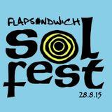 Solfest DJ set Aug 2015