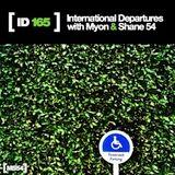 International Departures 165