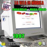La Vita in Musica - puntata del 8 Mar 2018 - I singoli più venduti in Italia nel 1997