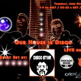 Our House is Disco #134 from 2014-06-26