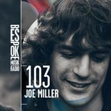 Joe Miller - Bespoke Musik Radio 103