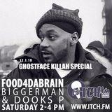 Biggerman & Dooks P - F4DB 264 - Ghostface Killah Special