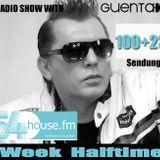 Week Halftime Show 100+23 mit Guenta K