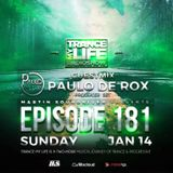 MARTIN SOUNDRIVER presents TRANCE MY LIFE RADIOSHOW EPISODE 181