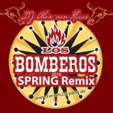 Dj Alex van Klaas - Bomberos Spring Mix 2016 (Top30)
