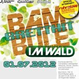 RUHR IN LOVE AFTERPARTY - BrettHit @ Bambule im Wald