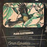 Omar Labastida Live @La Santanera (Playa Del Carmen Mx.) (09-10-15)