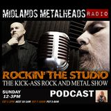 Rockin the studio 13 - The history of rock
