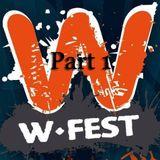 Playlist Electraumatisme du 29/08/2018 - W-Fest 2018 / Partie 1