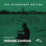 Hisham Zahran - The Anjunadeep Edition 039 - 06-Feb-2015
