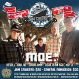 moe. - Jam Cruise Pre-Party - Revolution Live - Fort Lauderdale, FL - 2017-1-19