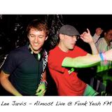 Lee Jarvis - Almost Live at Funk Yeah FM (Dec 2010)
