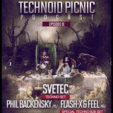 Flash-X & Feel - Technoid Picnic Podcast 2016.06.30