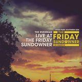 The Rudeman - Live At The Friday Sundowner