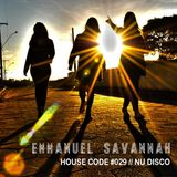 House Code #029 // Nu Disco