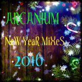 ARCANIUM - New Year White Mix 2016