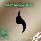 "Mr. Bruckshut - ""The Womans Worth Riddim (2014) Mix"""