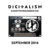 Kassettenrecorder Mix - September 2014