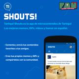 FAN #122 Entrevista a Gino Cingolani Trucco de Taringa! sobre la nueva app Taringa Shouts.