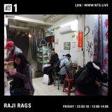 Raji Rags - 23rd March 2018